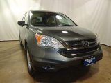 2011 Polished Metal Metallic Honda CR-V EX 4WD #92713115
