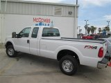 2015 Oxford White Ford F250 Super Duty XL Super Cab 4x4 #92713160
