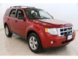 2009 Redfire Pearl Ford Escape XLT V6 4WD #92718338