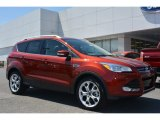 2014 Sunset Ford Escape Titanium 2.0L EcoBoost #92718157