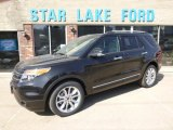 2014 Tuxedo Black Ford Explorer Limited 4WD #92718375