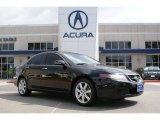 2005 Nighthawk Black Pearl Acura TSX Sedan #92718095