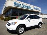 2011 Taffeta White Honda CR-V EX-L 4WD #92718201