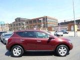 2009 Merlot Metallic Nissan Murano S AWD #92718141