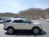 2011 Gold Leaf Metallic Ford Explorer XLT 4WD #92718139