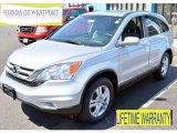 2010 Alabaster Silver Metallic Honda CR-V EX-L #92718130