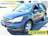 2011 Crystal Black Pearl Honda CR-V LX 4WD #92718127