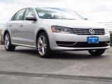 2014 Reflex Silver Metallic Volkswagen Passat TDI SE #92718405