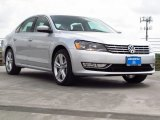 2014 Reflex Silver Metallic Volkswagen Passat TDI SEL Premium #92718404