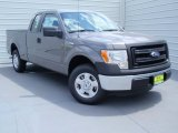 2014 Sterling Grey Ford F150 XL SuperCab #92747188