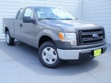 2014 Sterling Grey Ford F150 XL SuperCab #92747187