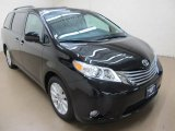 2011 Black Toyota Sienna Limited AWD #92746935