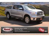 2013 Silver Sky Metallic Toyota Tundra Platinum CrewMax 4x4 #92746918