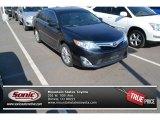 2012 Attitude Black Metallic Toyota Camry XLE #92746916