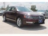 2014 Opera Red Metallic Volkswagen Passat TDI SE #92747395