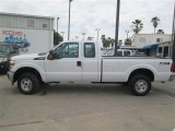 2015 Oxford White Ford F250 Super Duty XL Super Cab 4x4 #92747046