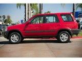 1999 Honda CR-V Milano Red