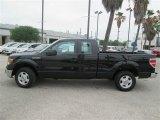 2014 Tuxedo Black Ford F150 XL SuperCab #92747039