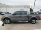2014 Sterling Grey Ford F150 STX SuperCrew #92747037