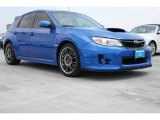 2012 WR Blue Mica Subaru Impreza WRX STi 5 Door #92747451