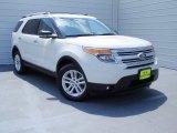 2011 White Platinum Tri-Coat Ford Explorer XLT #92747193