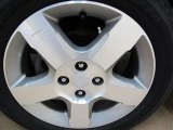 Saturn ION Wheels and Tires