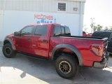 2014 Ruby Red Ford F150 SVT Raptor SuperCrew 4x4 #92789237