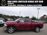 2014 Deep Cherry Red Crystal Pearl Ram 1500 Big Horn Quad Cab 4x4 #92789327