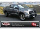 2014 Magnetic Gray Metallic Toyota Tundra SR5 TRD Crewmax 4x4 #92789136
