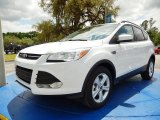 2014 Oxford White Ford Escape SE 2.0L EcoBoost #92789297