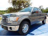 2014 Sterling Grey Ford F150 Lariat SuperCab #92789293