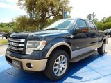 2014 Blue Jeans Ford F150 King Ranch SuperCrew #92789292