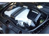 Bentley Continental GT Engines