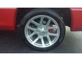 Dodge Ram 1500 2005 Wheels and Tires