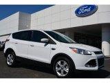 2014 Oxford White Ford Escape SE 1.6L EcoBoost #92789465