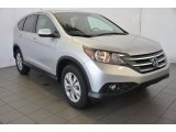 2014 Alabaster Silver Metallic Honda CR-V EX #92789176