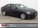 2014 Jet Black BMW 3 Series 328i Sedan #92789551