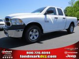 2014 Bright White Ram 1500 Tradesman Quad Cab #92789432