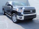 2014 Black Toyota Tundra SR5 Crewmax 4x4 #92789535