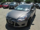 2014 Sterling Gray Ford Focus SE Hatchback #92789243