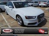 2014 Glacier White Metallic Audi S4 Premium plus 3.0 TFSI quattro #92832747