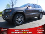 2014 Granite Crystal Metallic Jeep Grand Cherokee Limited #92832551