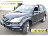 2011 Crystal Black Pearl Honda CR-V LX 4WD #92832469