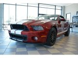 2014 Ruby Red Ford Mustang Shelby GT500 SVT Performance Package Coupe #92832825