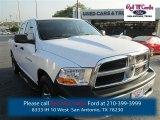 2011 Bright White Dodge Ram 1500 ST Quad Cab #92832452