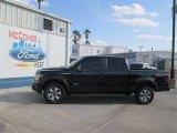 2014 Tuxedo Black Ford F150 FX4 SuperCrew 4x4 #92832438