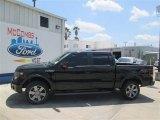2014 Tuxedo Black Ford F150 FX4 SuperCrew 4x4 #92832437