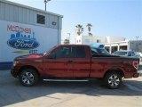 2014 Sunset Ford F150 STX SuperCab #92832431