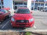 2011 Barcelona Red Metallic Toyota RAV4 V6 Sport 4WD #92832358