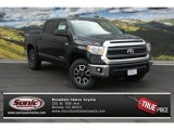 2014 Black Toyota Tundra SR5 TRD Crewmax 4x4 #92832357